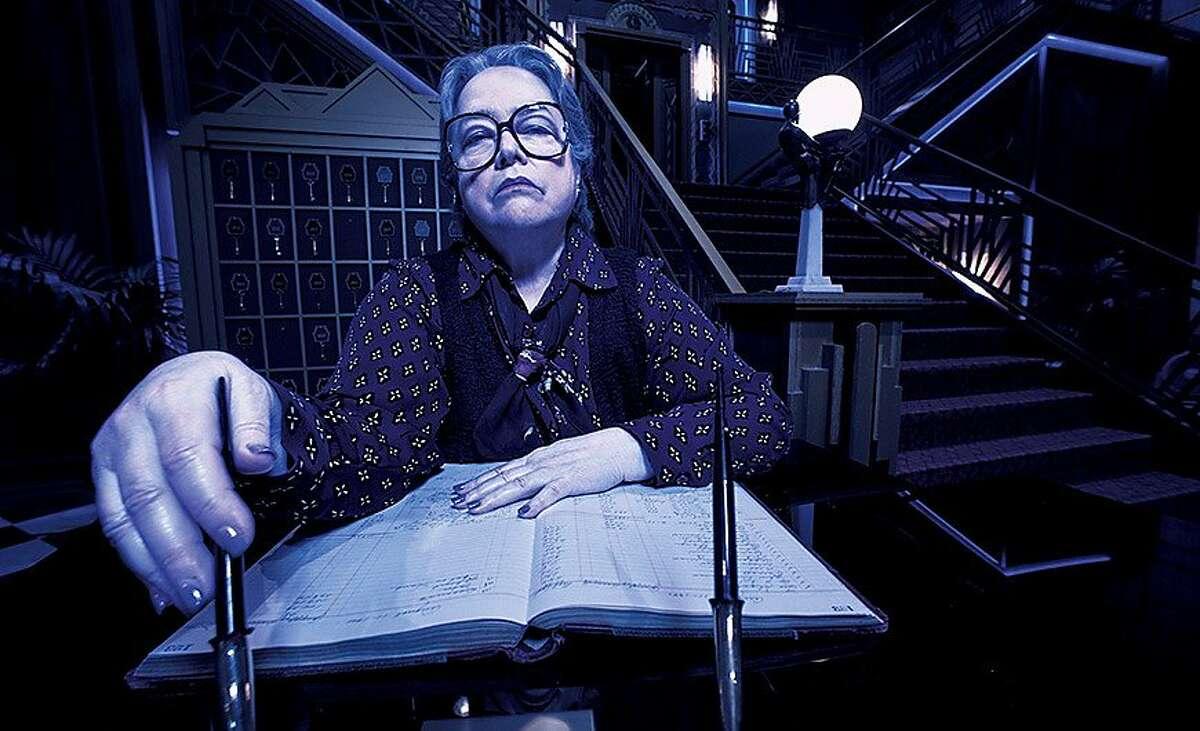 Kathy Bates is Iris in