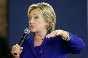 Clinton launching 'Latinos for Hillary' at campaign stop in San Antonio next week - Photo
