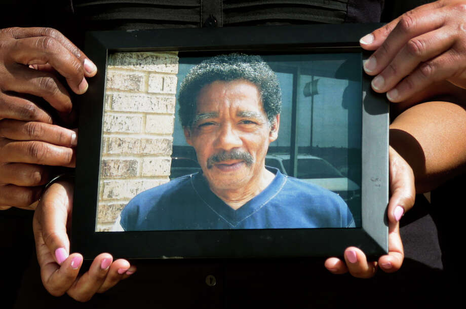 Family members hold a Norman Hicks Sr. Norman Hicks Sr., 72, died after he was struck by a guard who failed to seek medical care or report the incident. The retired butcher had been placed in the jail's general population, though he suffered from serious mental health problems.