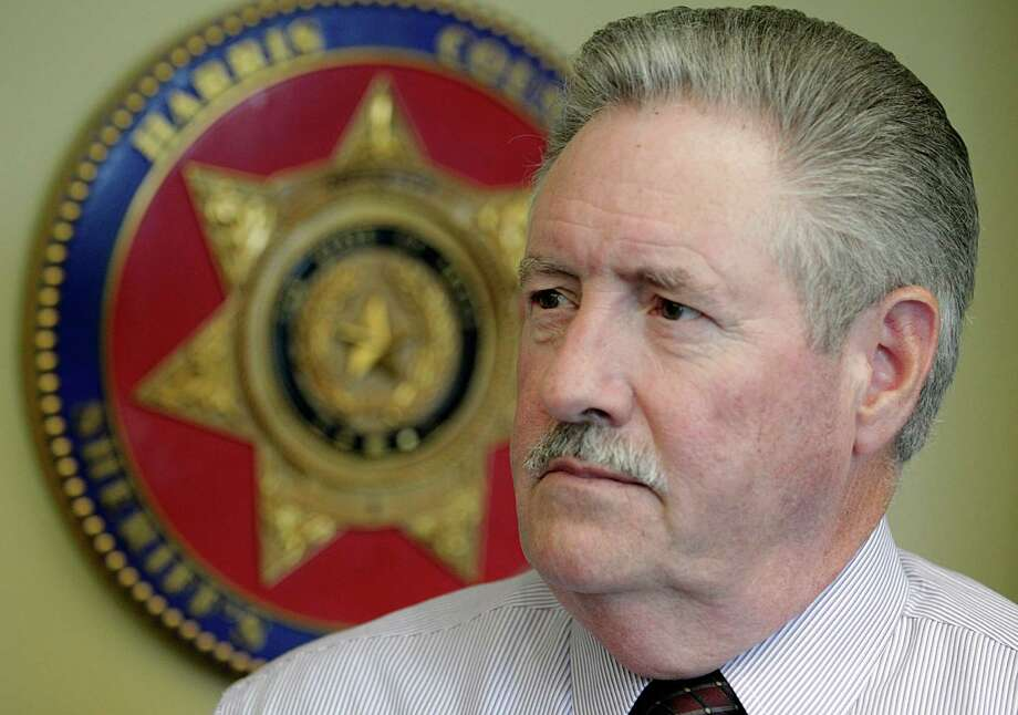 Harris County Sheriff Ron Hickman is asking for $22 million more to cover costs for his department Photo: James Nielsen, Staff / © 2015  Houston Chronicle