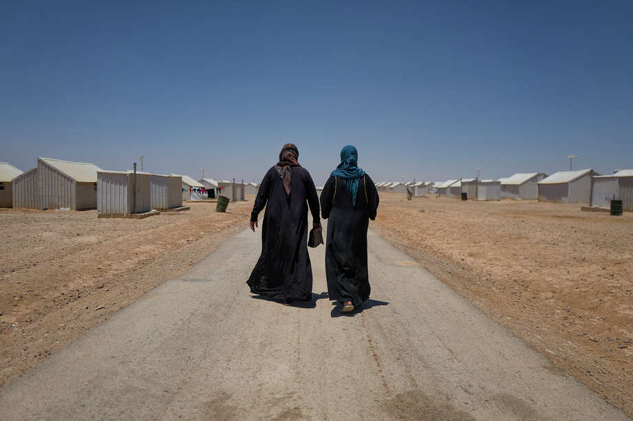 Life in Islamic State-controlled regions is filled with fear and poverty, as many families are deprived of basic necessities of living, according to residents. Photo: Charles Ommanney, STF / The Washington Post