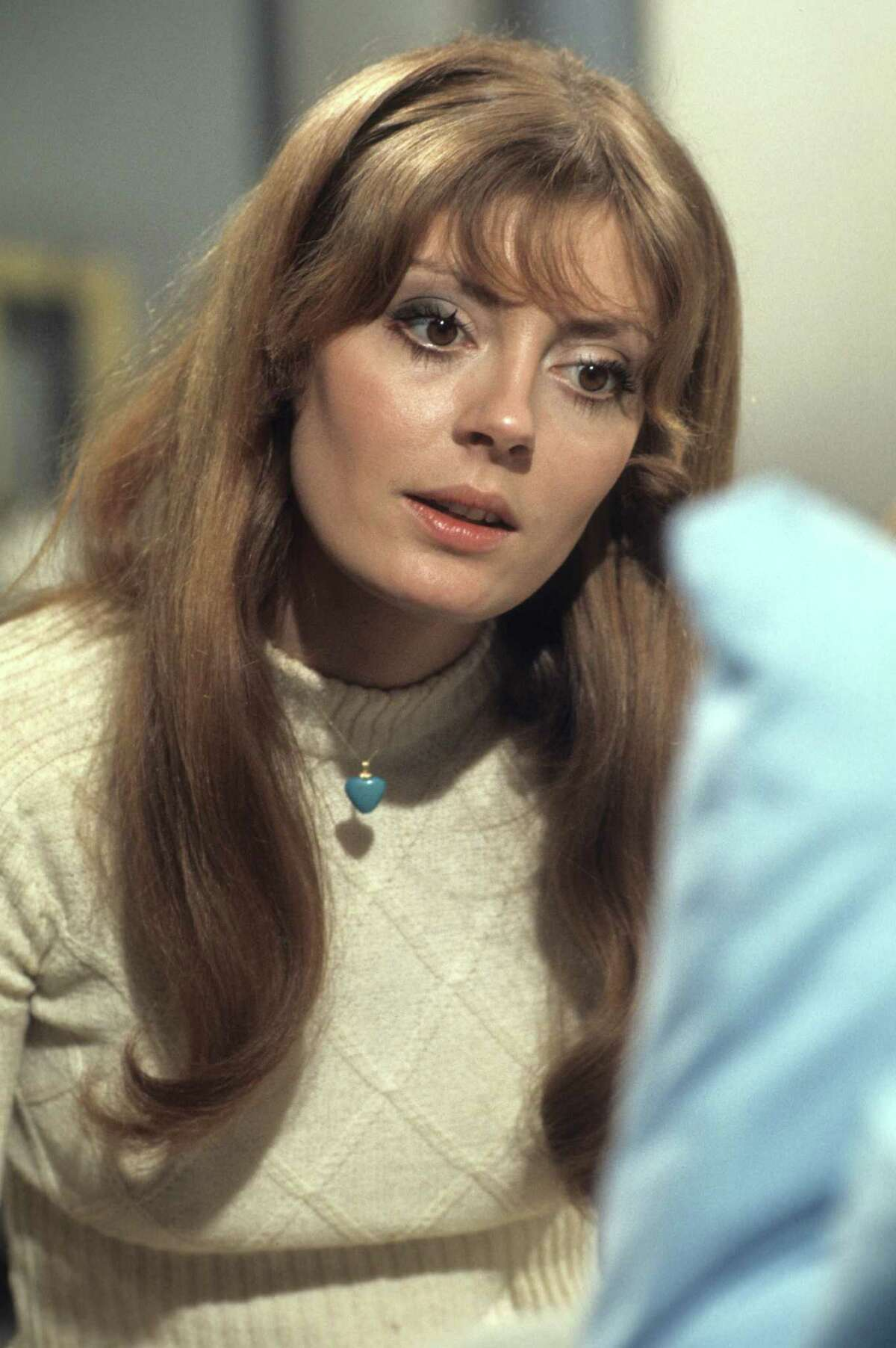 Sarandon appears here in another promotional photo from the show, dated March 19, 1971. She moved from this to a career as a leading actress in some of the most popular and critically acclaimed films of the last half-century. Let's take a look at some of those roles.