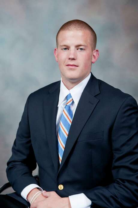 Chris Boswell Rice University football  2012 school photo Photo: NA
