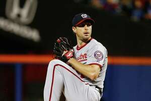 Scherzer no-hitter lifts Nats to sweep - Photo