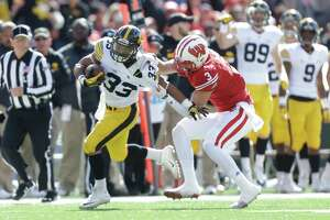 Canzeri leads Iowa's upset - Photo