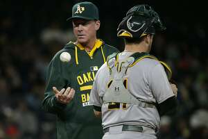 A's beat Mariners on Semien's HR in 13th inning - Photo