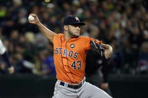 Astros rookie Lance McCullers gets the call for game No. 162 - Photo