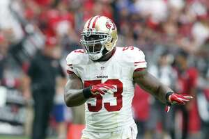 NaVorro Bowman on visible frustration: 'I play with a lot of emotion' - Photo