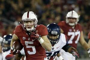 Top 25: Stanford at No. 16, Cal No. 23 - Photo