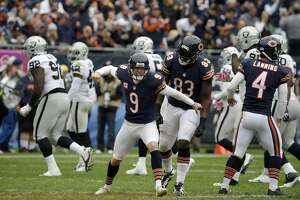 Raiders fall to Bears on last-seconds FG - Photo