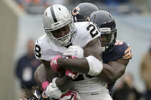 Raiders' Latavius Murray takes responsibility for his mistakes - Photo