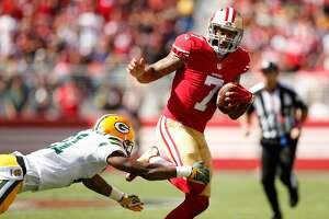 49ers: Colin Kaepernick's regression has roiled the offense - Photo