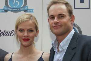 Andy Roddick and Brooklyn Decker Welcome First Child - Photo