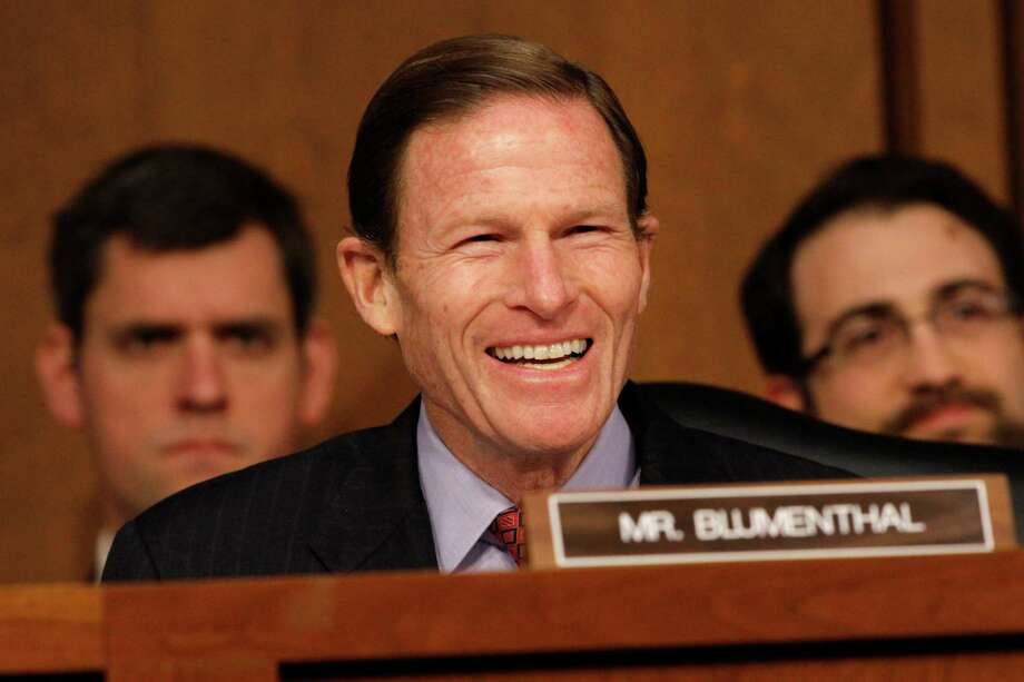 Sen. Richard Blumenthal, D-Conn. Photo: Associated Press / AP