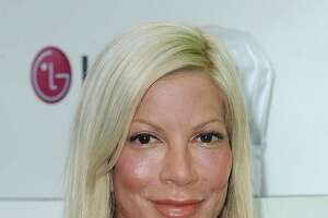 Tori Spelling Reveals Which 90210 Co-Star She Had a