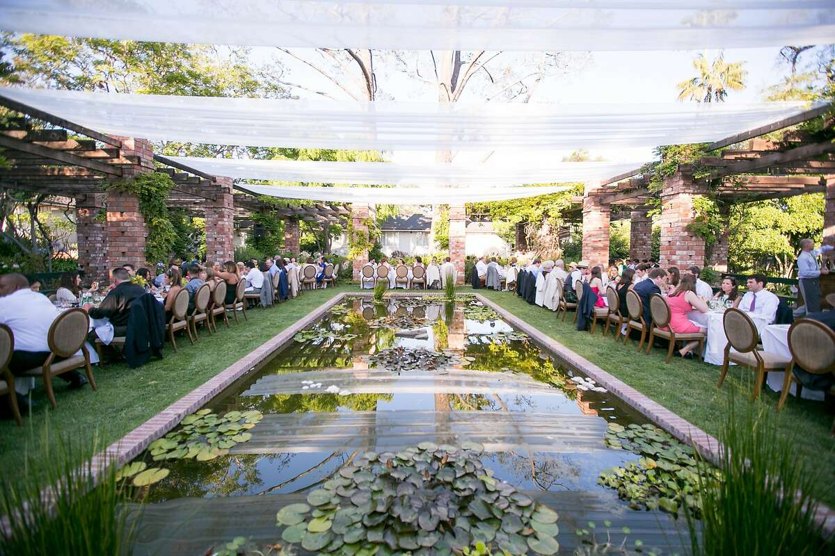 Katherine Guzman and Julian Sanders wed in July in Santa Barbara. The ceremony was held at Our Lady of Mount Carmel in Montecito and the reception at Belmond El Encanto in Santa Barbara.