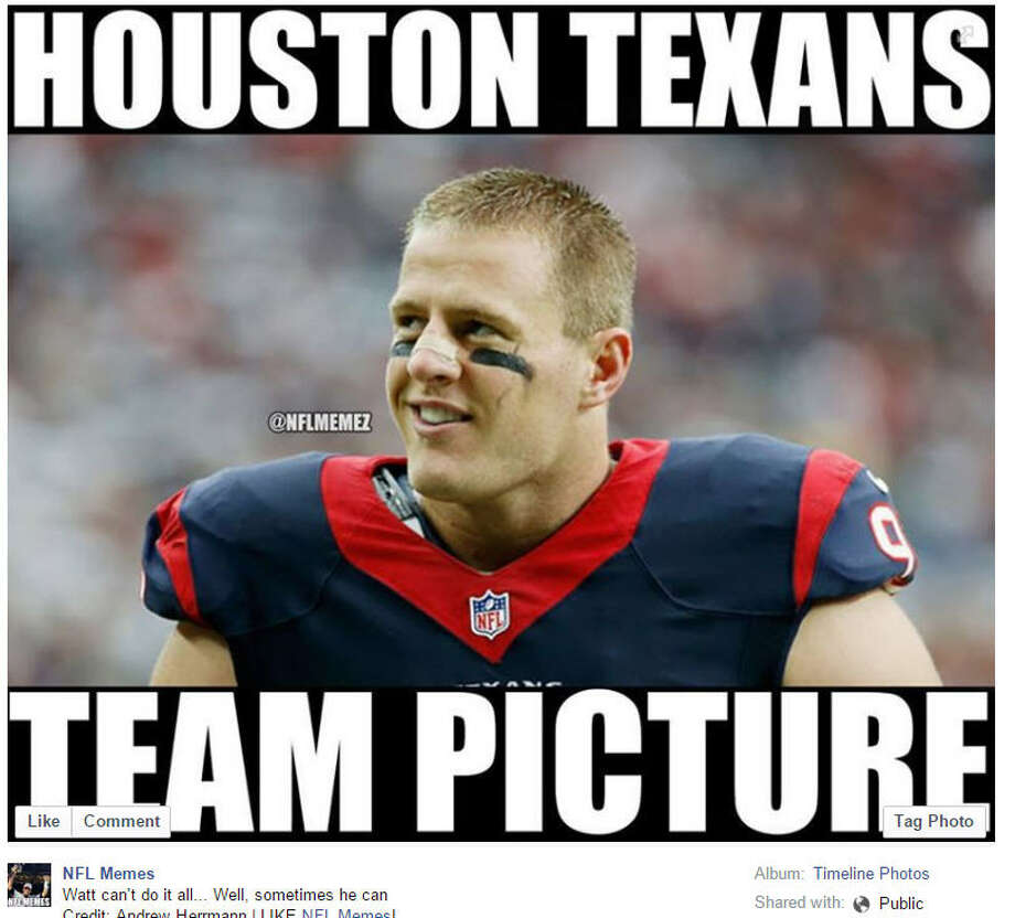 Best Nfl Memes From Week 4 Houston Chronicle