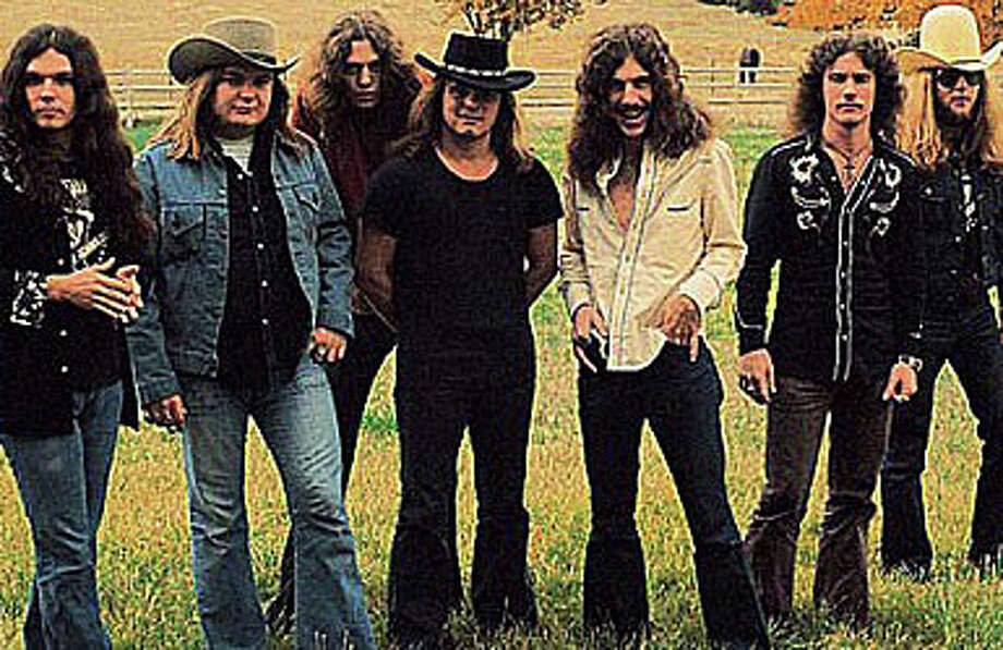 "Lynyrd Skynyrd's ""Swseet Home Alabama"" holds the No. 1 spot on columnist Hank Herman's list of his all-time favorite 100 songs (revised). Photo: Contributed / Contributed Photo / Westport News"
