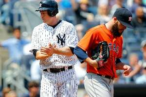 What Dallas Keuchel said about taking on the Yankees in his first playoff start - Photo