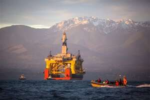 Shell's desperation seven years ago led to $7 billion Arctic bust last month - Photo