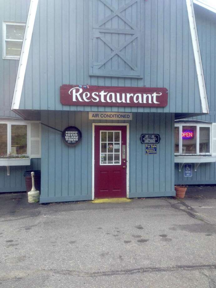 The Chuck Wagon restaurant in the Marbledale section of Washington is closing Oct. 13, 2015. Photo: / Susan Tuz, Staff Writer