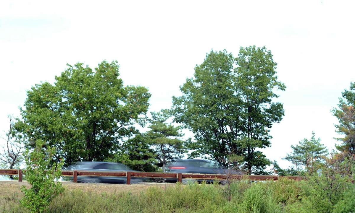 The Merritt Parkway's 75th anniversary was recently celebrated at the Sikorsky Estuary Walk in Stratford.