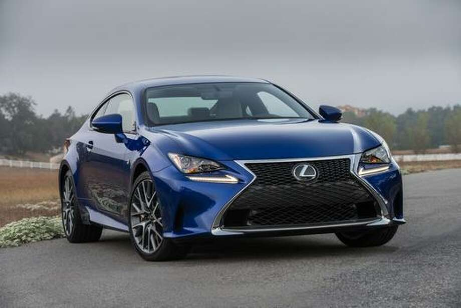 Lexus adds the RC200t and RC300 AWD to its coupe lineup.Source: Toyota Motor Corporation