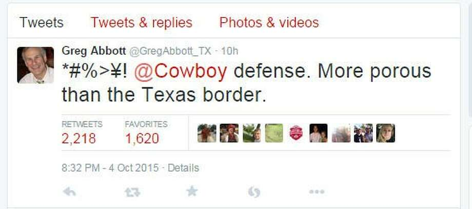 Gov. Greg Abbott puts the Cowboys's defense on blast with border comparison. Click to see the best NFL memes from Week 4.
