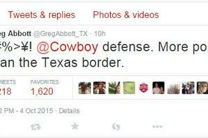 Greg Abbott blasts Cowboys in very Texas way - Photo