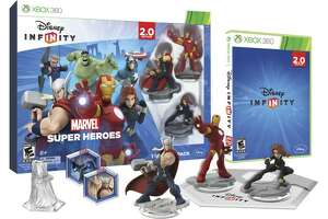 Best Buy: Disney Infinity: Marvel Super Heroes just $19.99 - Photo