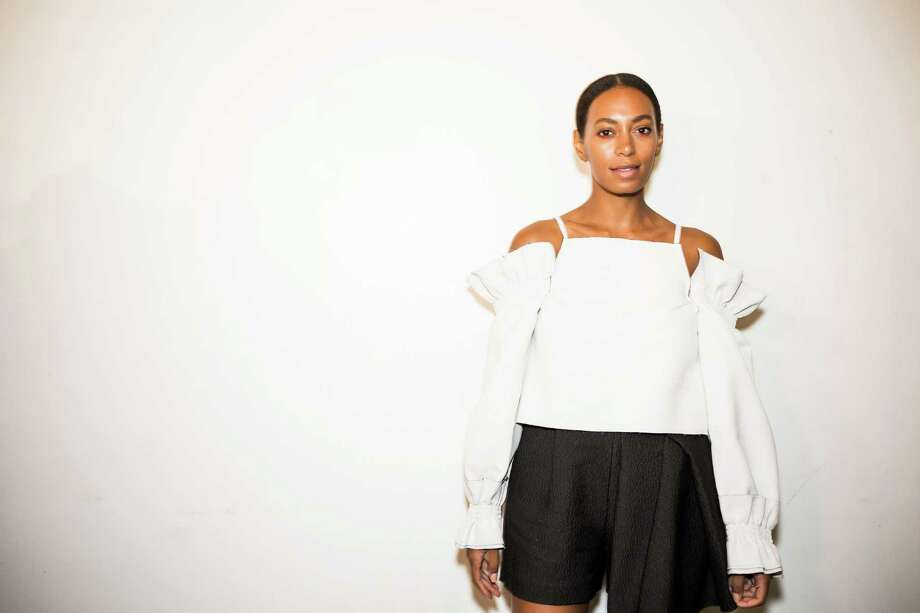 Solange Knowles is an undeniable style superstar. Take a look at her fashion evolution.Backstage at the Jill Stuart SS16 show, part of New York Fashion week, at Industria Studios on September 12, 2015 in New York City. Photo: Daniel C Sims, Getty Images / 2015 Getty Images
