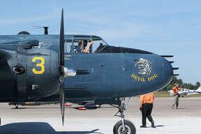 B-52 Devil Dog Bomber photo Jason Dunn