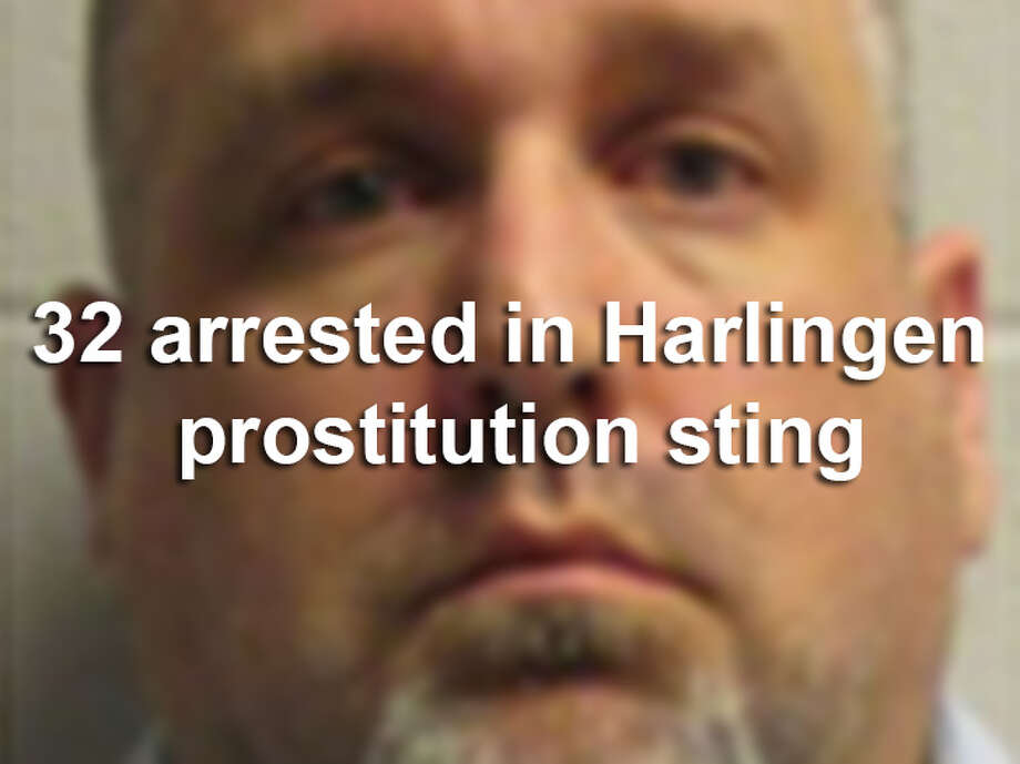 The Harlingen Police Department arrested 32 men during a two-day prostitution sting conducted by the Harlingen Police Department on Aug. 21-22, 2015.