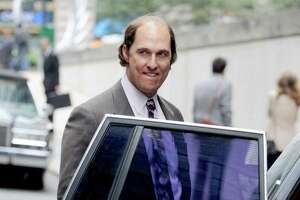 Matthew McConaughey debuts balding, tubby look - Photo