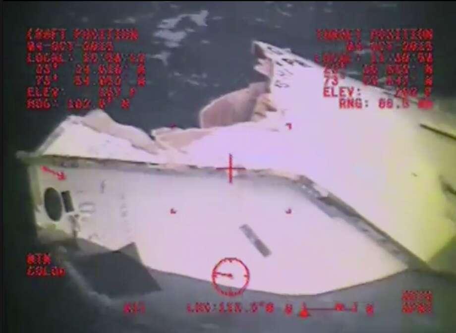 El Faro 'black box' recovered from 15K-feet beneath the sea