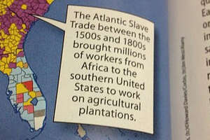 Mom's complaint about slavery depiction in textbook goes viral - Photo