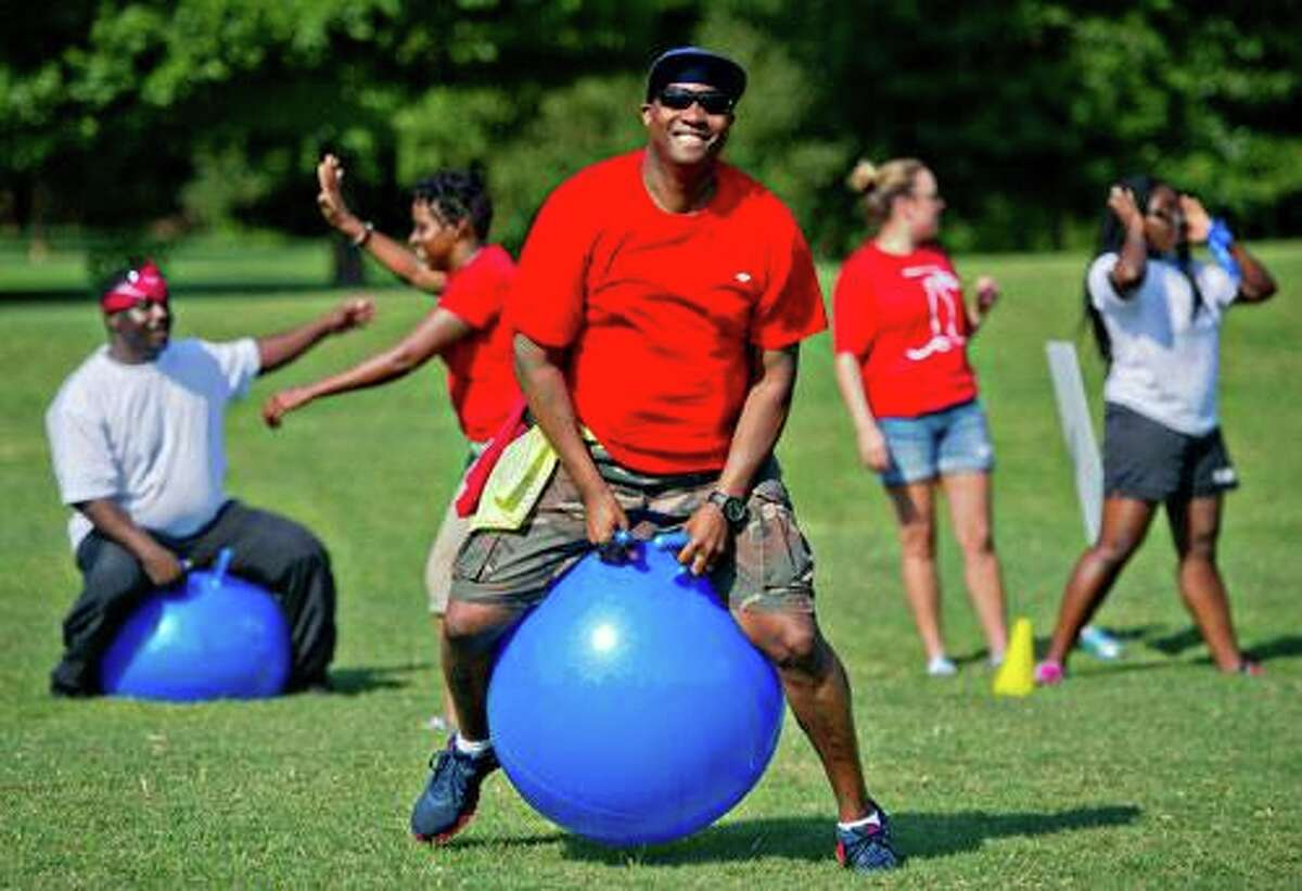 Ultimate Field Day . Teams of four children or four adults will compete in various fun activities in order to win prizes. Activities include tug-a-war, soccer and football challenges, an inflatable obstacle course and more. When: Saturday, Oct. 10, session #1: 9:00 a.m. - 12:30 p.m, session #2: 12:00 p.m. - 2:30 p.m. Where: Joseph L. Bruno Stadium, 80 Vandenburgh Avenue, Troy. For more info, visit the website or Facebook page.
