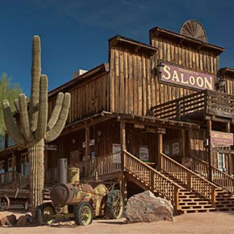 13 Fascinating Ghost Towns Around The West
