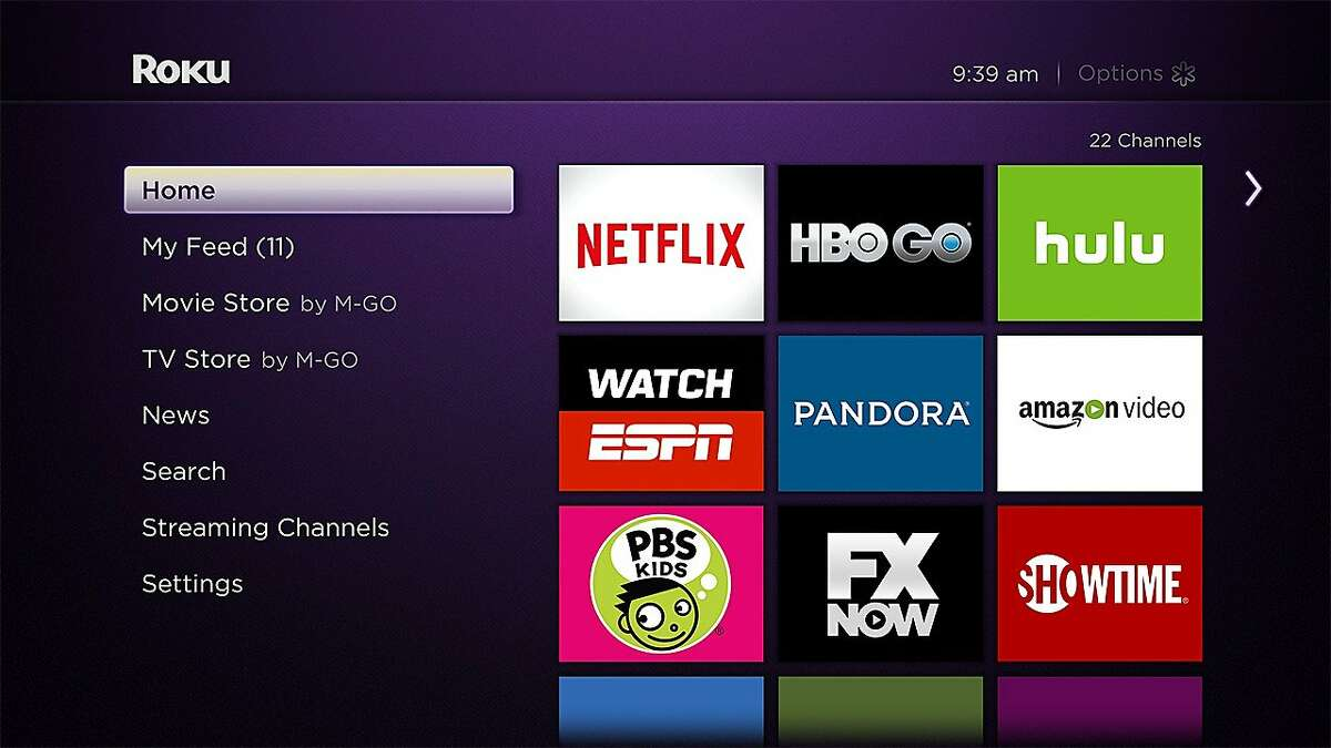 With streaming media devices like Roku on the market, tech companies are encouraging viewers to cut even more cords.