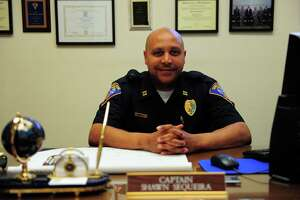 Shelton Police chief retiring, former state cop from Stratford to replace him - Photo