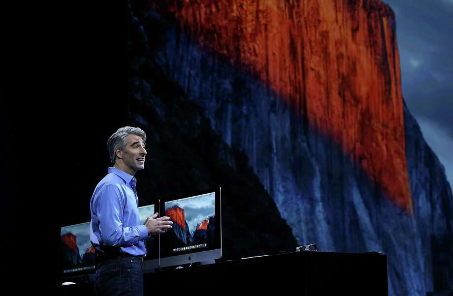 Apple's Craig Federighi introduces OS X El Capitan at an Apple event in June. While El Capitan's upgrade is uncommonly smooth, it would be wise to wait for the inevitable point release version before you install this operating system. Photo: Justin Sullivan, Staff / 2015 Getty Images