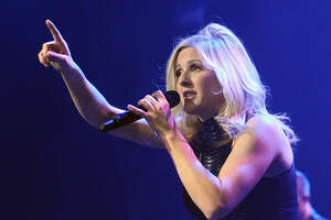 Ellie Goulding: 'I did not lip-sync at Australia football game' - Photo