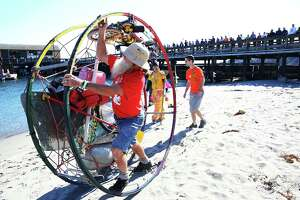 Port Townsend Kinetic Sculpture Race - Photo