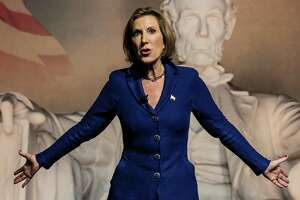 Fiorina's marketing genius - Photo