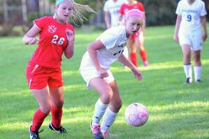 Niskayuna girls' soccer rallies past Columbia - Photo