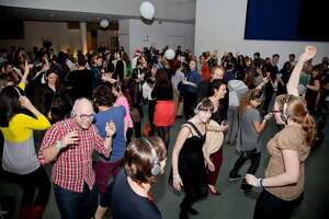 Saratoga Chamber hosts Silent Disco - Photo