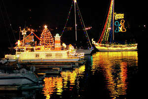 Lighted boat party planned for Stamford Harbor - Photo