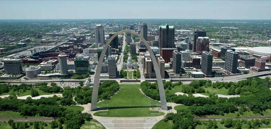 St. Louis skyline Photo: Dan Donovan / ©2014 Dan Donovan, All Rights Reserved