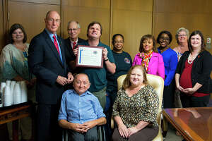 LU wins state employment award - Photo