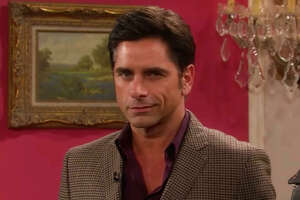 Watch John Stamos, Julianne Moore and James Corden Star in a Taylor Swift Soap Opera - Photo